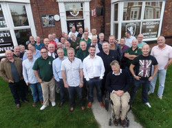 Green Howards Reunion,Lizzy 50th Longlands,Sat 15th Oct 2016 040