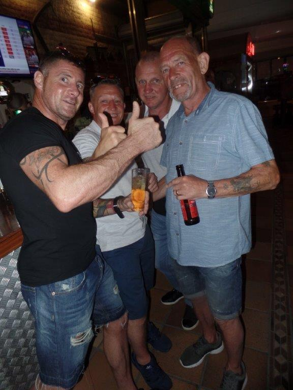 Green Howards.Benidorm Fun In The Sun.Mon 28th,Mon 4th June 2018 521