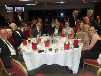 The Alma Dinner 2016: Middlesbrough
