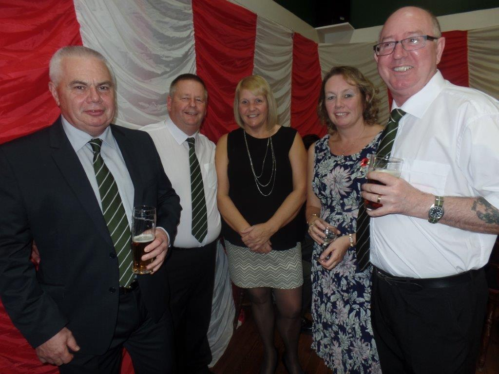 Green Howards Reunion,T.A  Centre Stockton Rd,Sat 15th Oct 2016 042