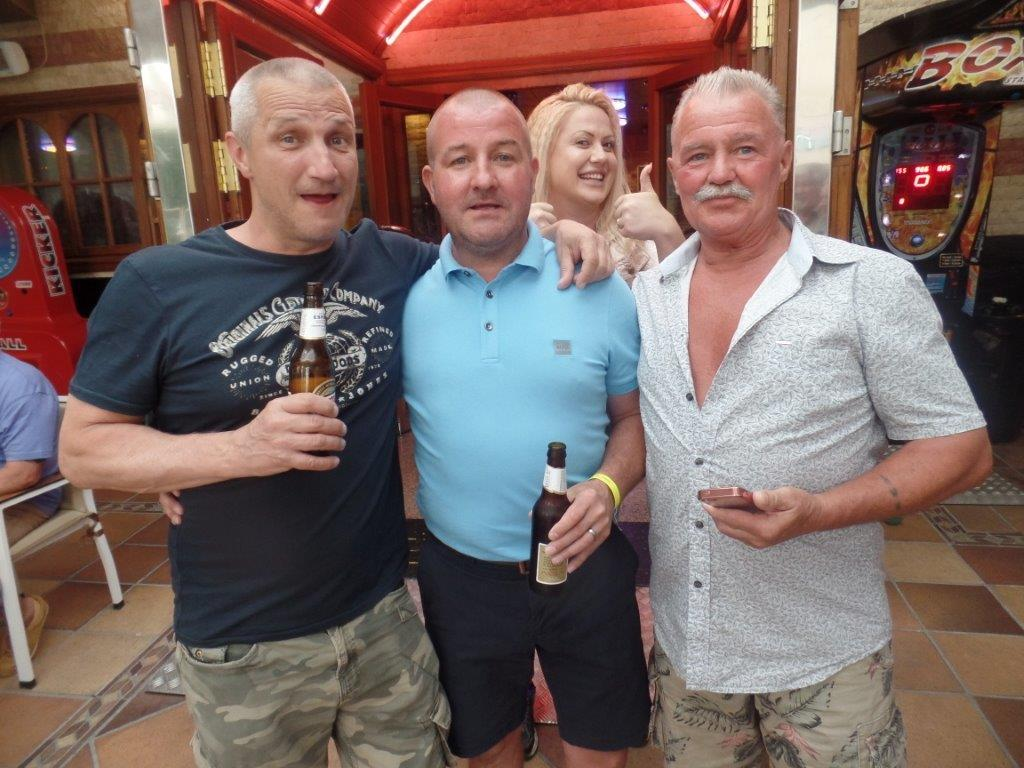 Green Howards.Benidorm Fun In The Sun.Mon 28th,Mon 4th June 2018 441
