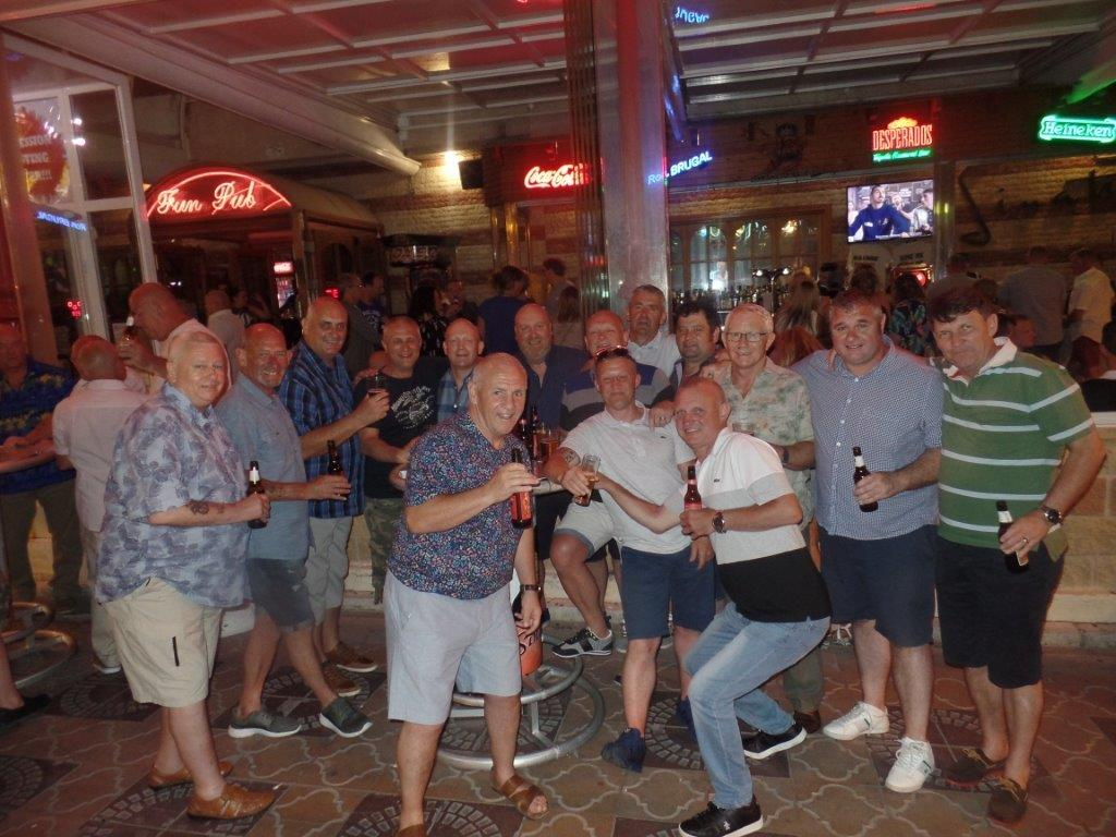 Green Howards.Benidorm Fun In The Sun.Mon 28th,Mon 4th June 2018 570