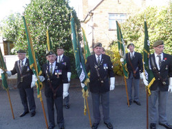 Green Howards Reunion,Scarborough Thu 16th Mon 20th Oct  2014 477