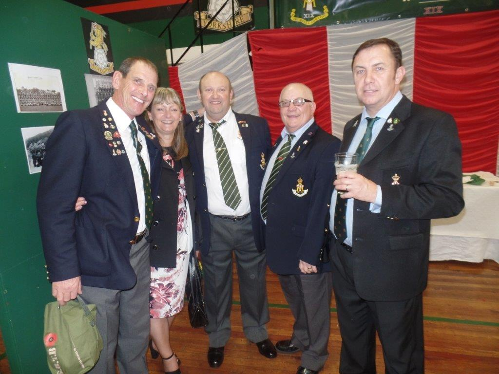 Green Howards Reunion,T.A  Centre Stockton Rd,Sat 15th Oct 2016 149