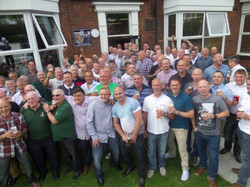 Stan Hollis V.C Memorial.Longlands Club Sat 2nd Aug 2014 088