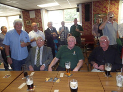 Stan Hollis V.C Memorial.Longlands Club Sat 2nd Aug 2014 050