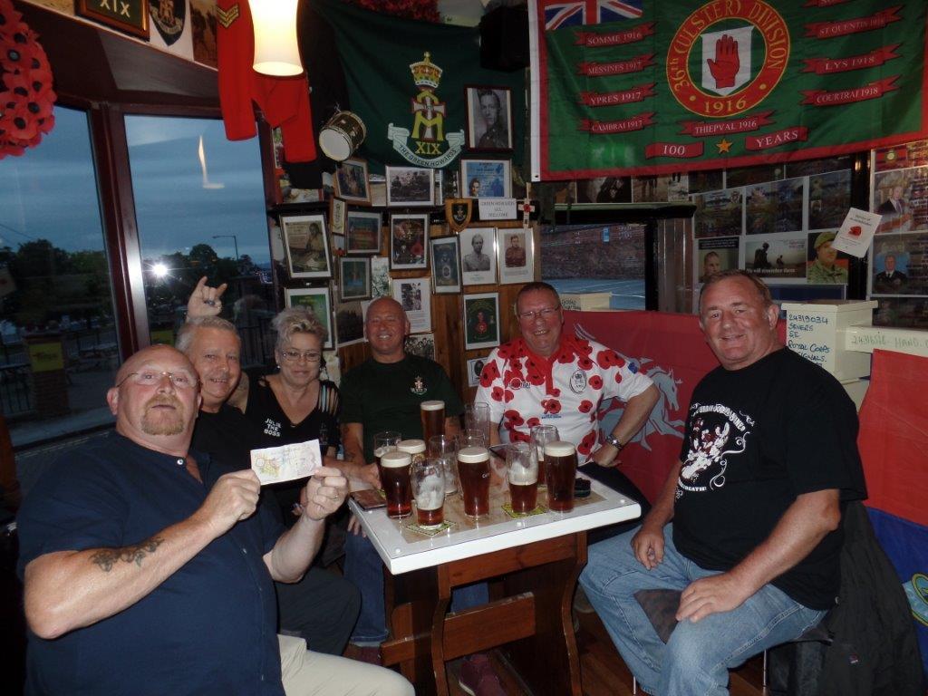 Don War Memorial Bar Stockton,Wed 5th July 2017 012