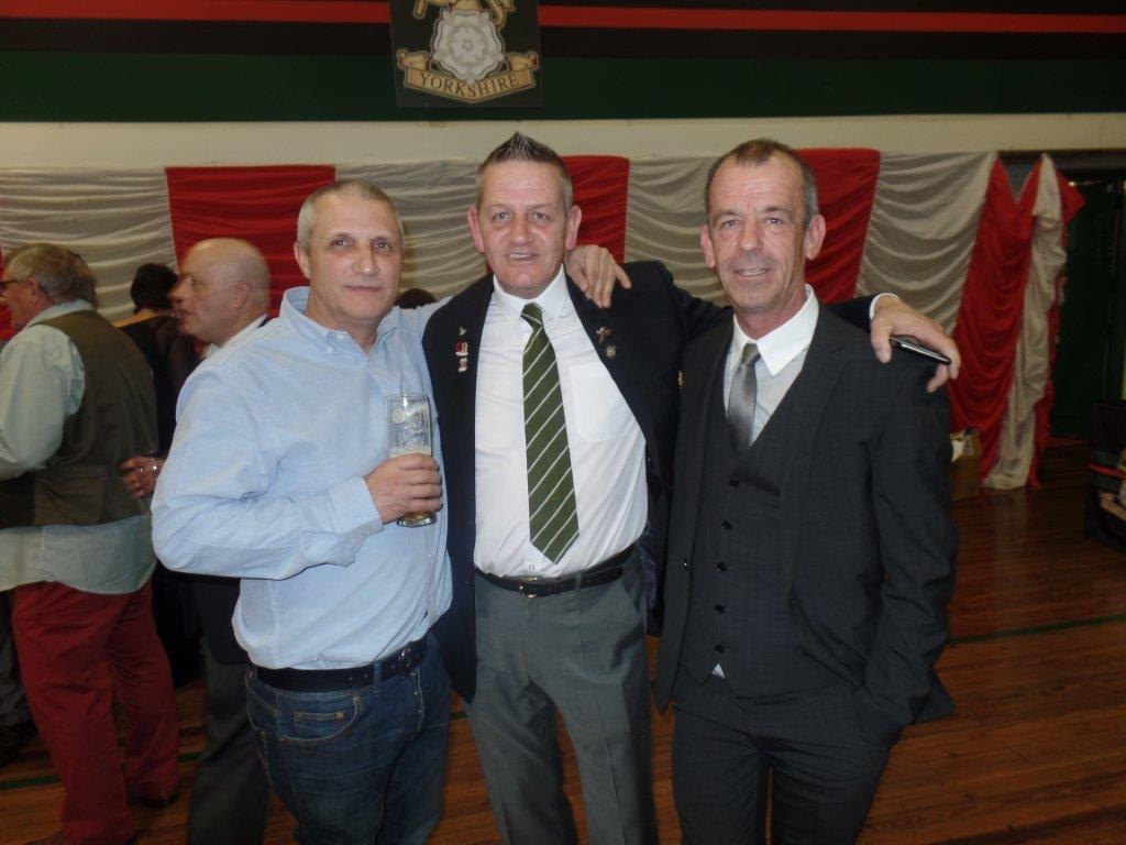 Green Howards Reunion,T.A  Centre Stockton Rd,Sat 15th Oct 2016 025