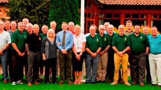 Green Howards Association Golf Society Championship Match 2017