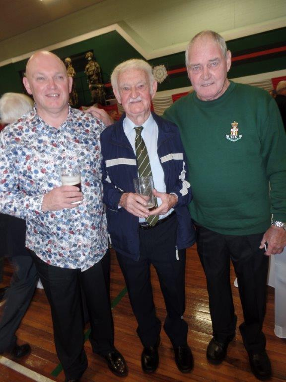 Green Howards Reunion.T.A Centre Stockton Rd.Fri 14th Oct 030