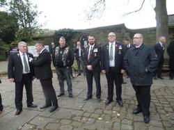 Kenny McGraths Funeral.Guisbrough Priory Wed 1st Nov 2017 088