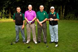 Flight 4, Ian Williams, Kev Mitchell, Chris Kane & Albert Spence_