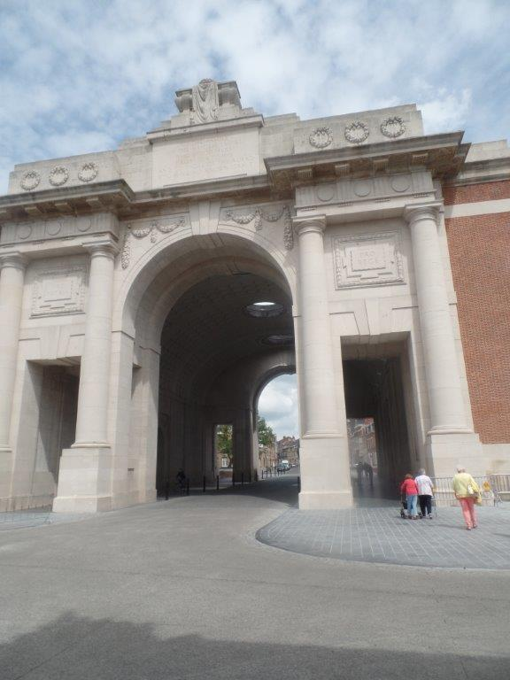 Ypres,Tynecot,Passchendale,Belgium 28th June 3rd July 2016 039