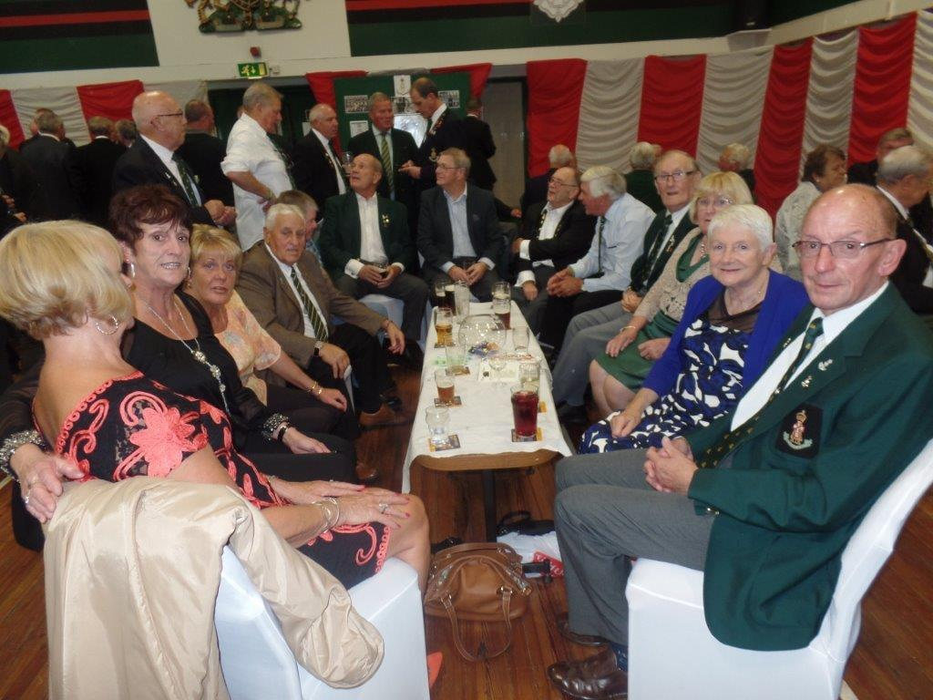 Green Howards Reunion,T.A  Centre Stockton Rd,Sat 15th Oct 2016 031