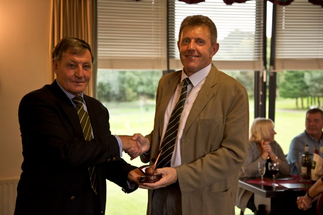 Peter Bennison, winner Longest drive hole 17_