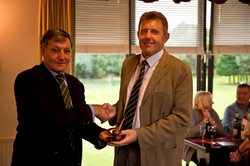Peter Bennison, winner Longest drive hole 17_