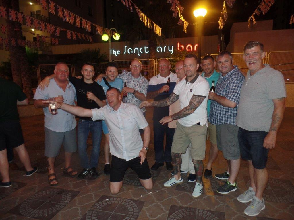 Green Howards Benidorm.Fun In The Sun.Mon 28th Mon 4th June 2018 078