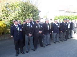 Green Howards Reunion,Scarborough Thu 16th Mon 20th Oct  2014 479