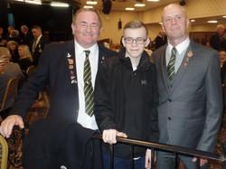 Kenny McGraths Funeral.Guisbrough Priory Wed 1st Nov 2017 295