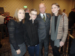 Kenny McGraths Funeral.Guisbrough Priory Wed 1st Nov 2017 280