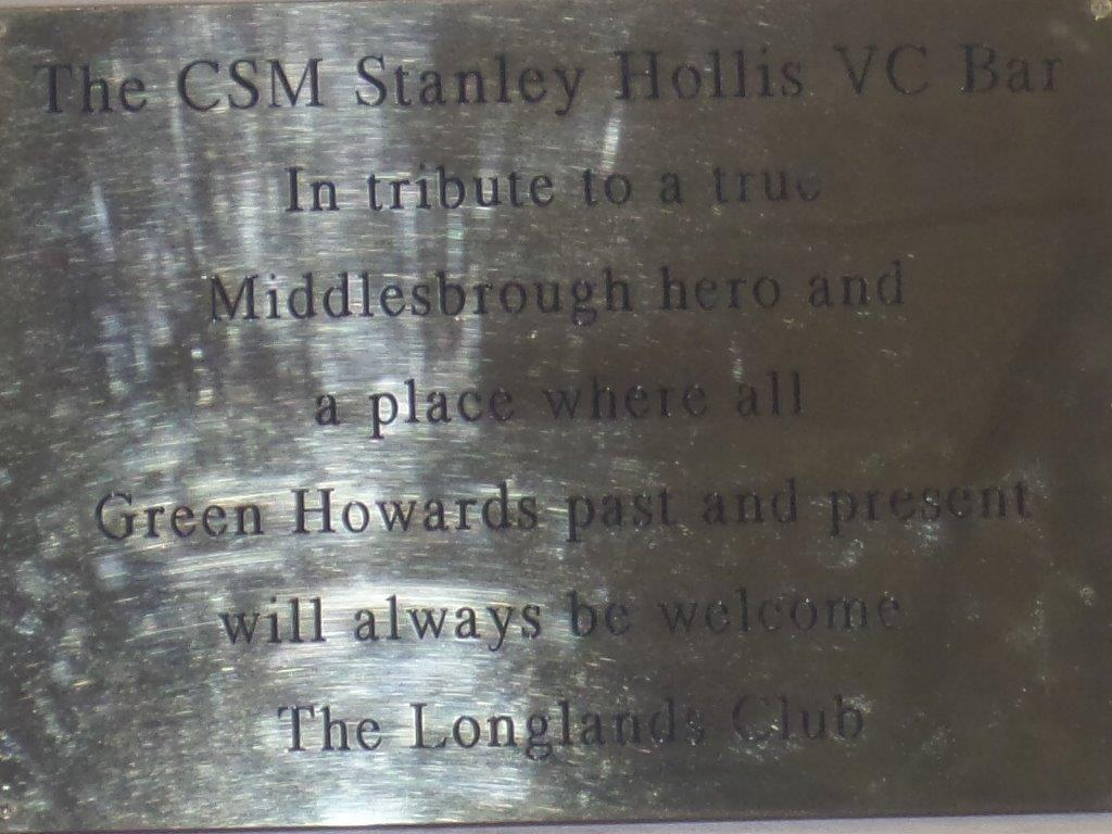 Stan Hollis V.C Memorial.Longlands Club Sat 2nd Aug 2014 305