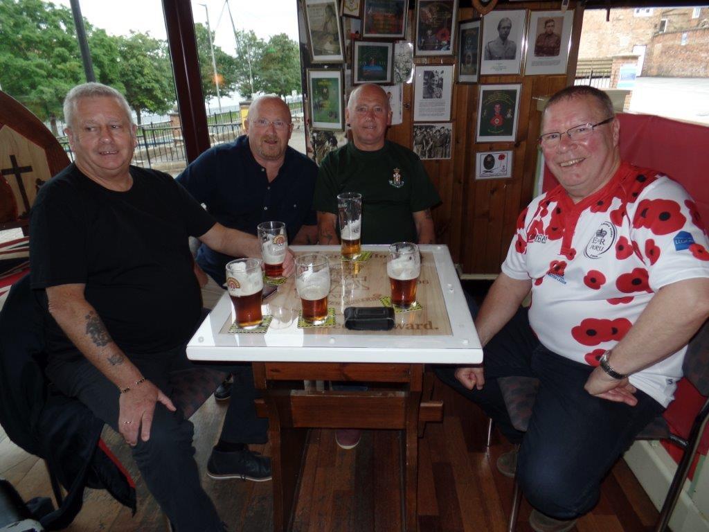 Don War Memorial Bar Stockton,Wed 5th July 2017 011