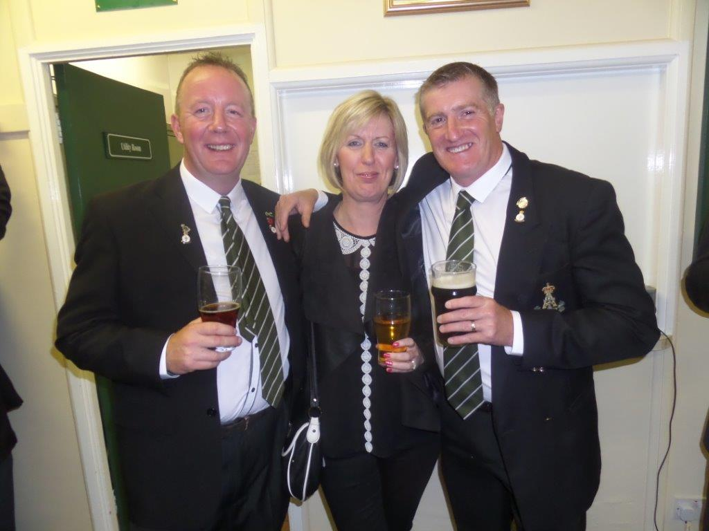 Green Howards Reunion,Scarborough Thu 16th Mon 20th Oct  2014 413