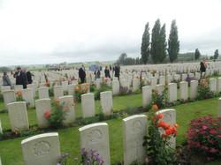 Ypres,Tynecot,Passchendale,Belgium 28th June 3rd July 2016 163