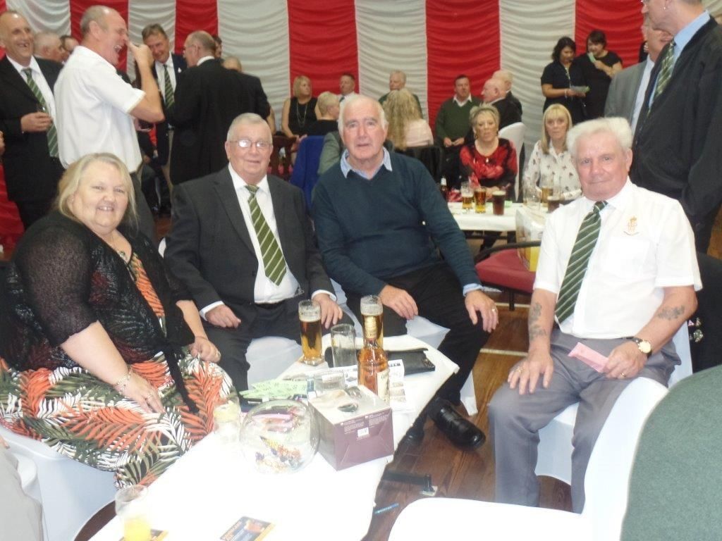 Green Howards Reunion,T.A  Centre Stockton Rd,Sat 15th Oct 2016 105