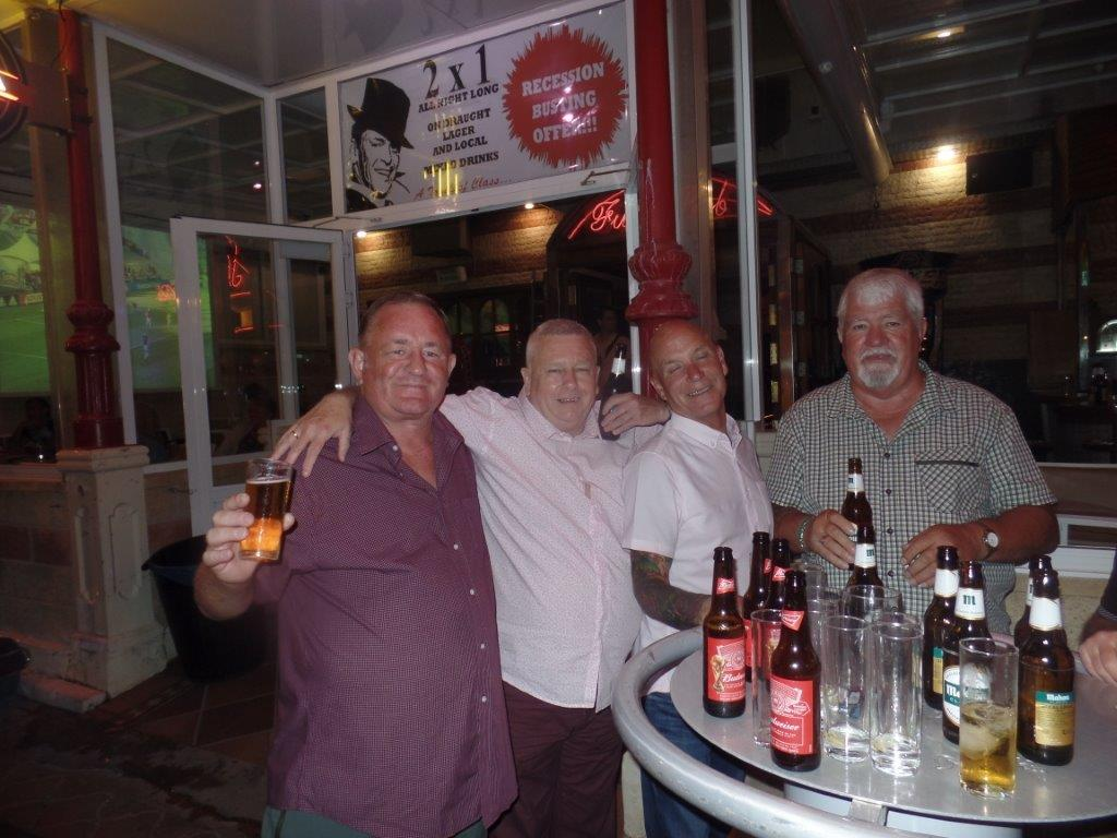 Green Howards Benidorm.Fun In The Sun.Mon 28th Mon 4th June 2018 074