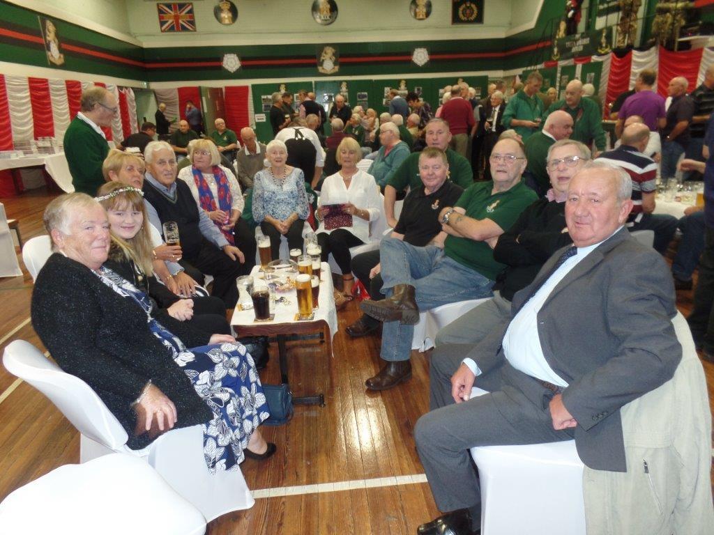 Green Howards Reunion.T.A Centre Stockton Rd.Fri 14th Oct 062