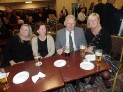 Kenny McGraths Funeral.Guisbrough Priory Wed 1st Nov 2017 275