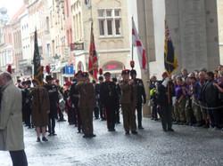 Ypres,Tynecot,Passchendale,Belgium 28th June 3rd July 2016 345