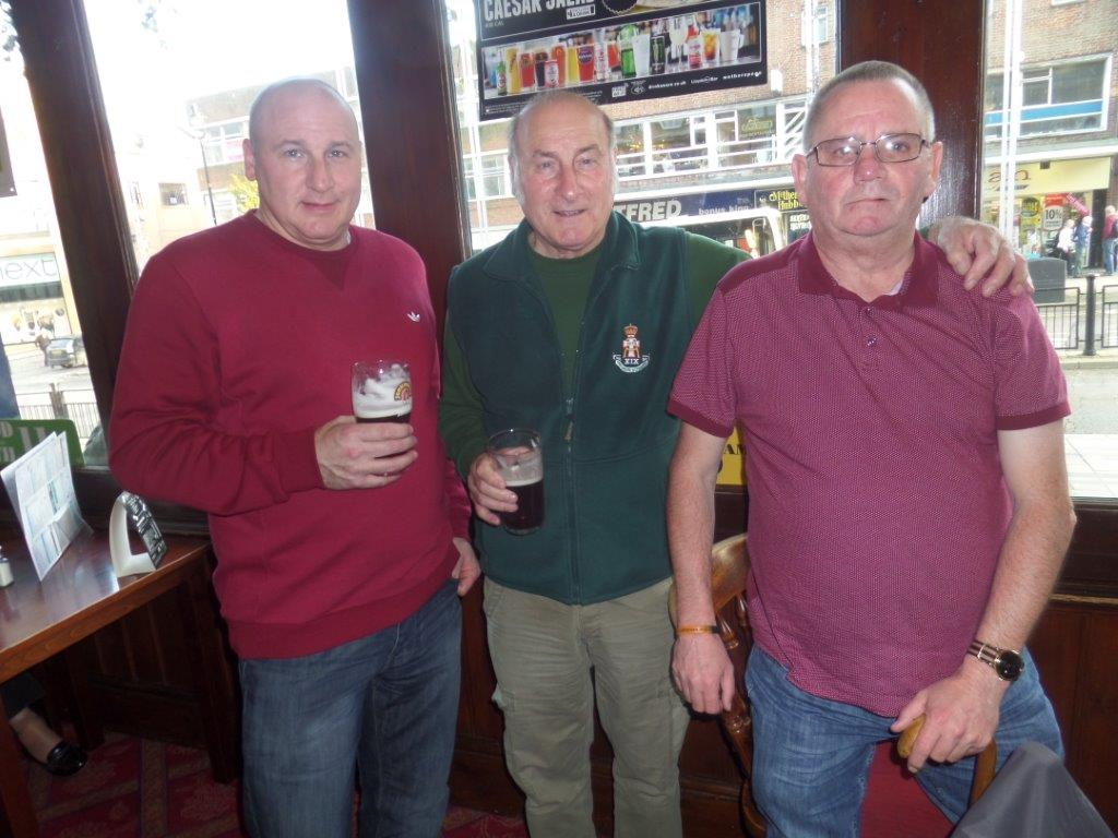 Green Howards Reunion,Scarborough Thu 16th Mon 20th Oct  2014 066