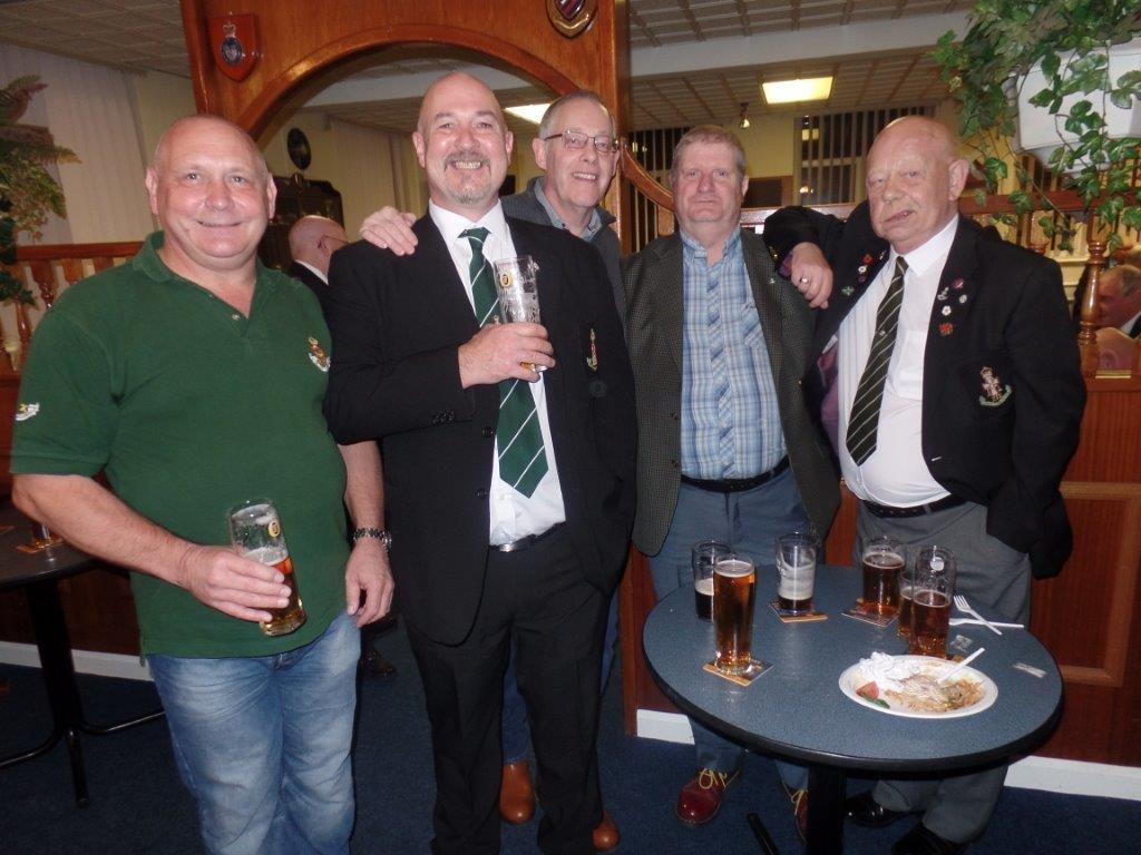 Green Howards Reunion,T.A  Centre Stockton Rd,Sat 15th Oct 2016 070