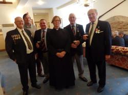 Commemoration To Honour Captain Archie White VC.Boroughbridge 134