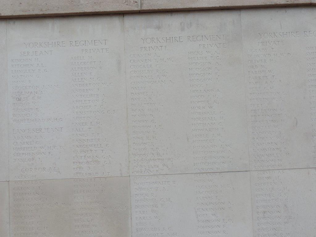 Ypres,Tynecot,Passchendale,Belgium 28th June 3rd July 2016 331
