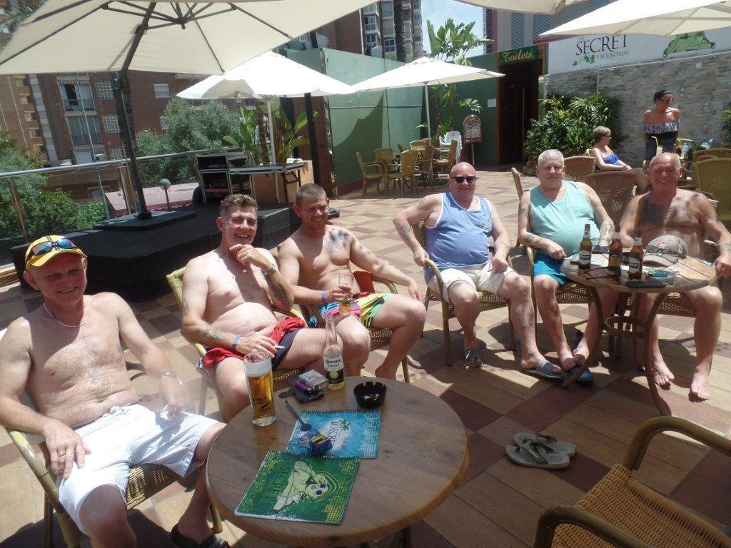 Green Howards.Benidorm Fun In The Sun.Mon 28th,Mon 4th June 2018 311