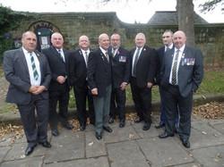 Kenny McGraths Funeral.Guisbrough Priory Wed 1st Nov 2017 026