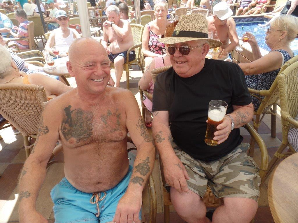 Green Howards.Benidorm Fun In The Sun.Mon 28th,Mon 4th June 2018 325