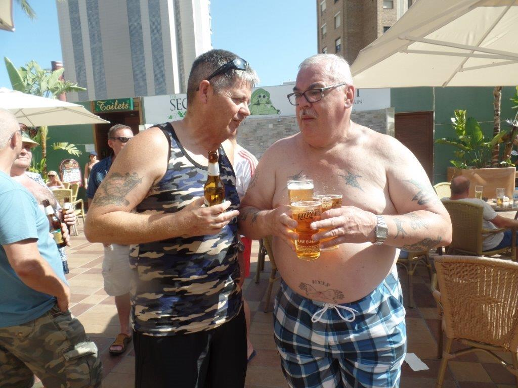 Green Howards.Benidorm Fun In The Sun.Mon 28th,Mon 4th June 2018 129