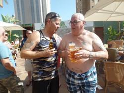 Green Howards.Benidorm Fun In The Sun.Mon 28th,Mon 4th June 2018 129