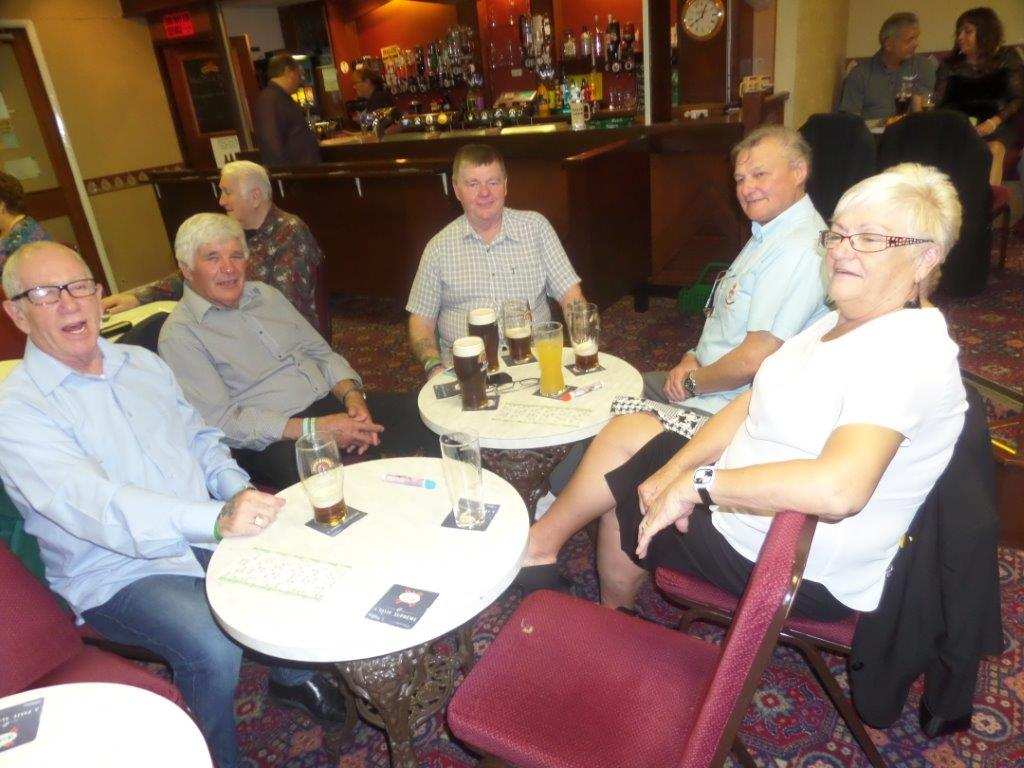 Green Howards Reunion,Scarborough Thu 16th Mon 20th Oct  2014 580