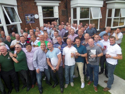 Stan Hollis V.C Memorial.Longlands Club Sat 2nd Aug 2014 090