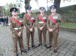 Kenny McGraths Funeral.Guisbrough Priory Wed 1st Nov 2017 061