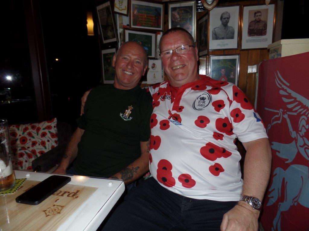 Don War Memorial Bar Stockton,Wed 5th July 2017 018