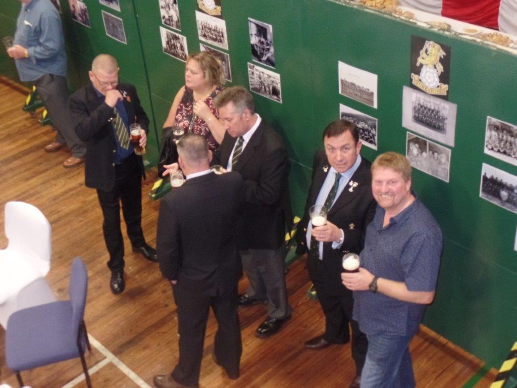 Green Howards Reunion,T.A  Centre Stockton Rd,Sat 15th Oct 2016 015