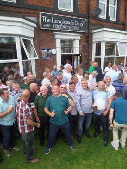 Stan Hollis V.C Memorial.Longlands Club Sat 2nd Aug 2014 097