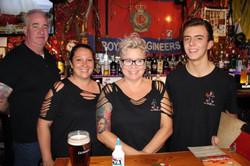 Green Howards Reunion Sun 8th Oct 2017 T.A Centre +Don Bar 191
