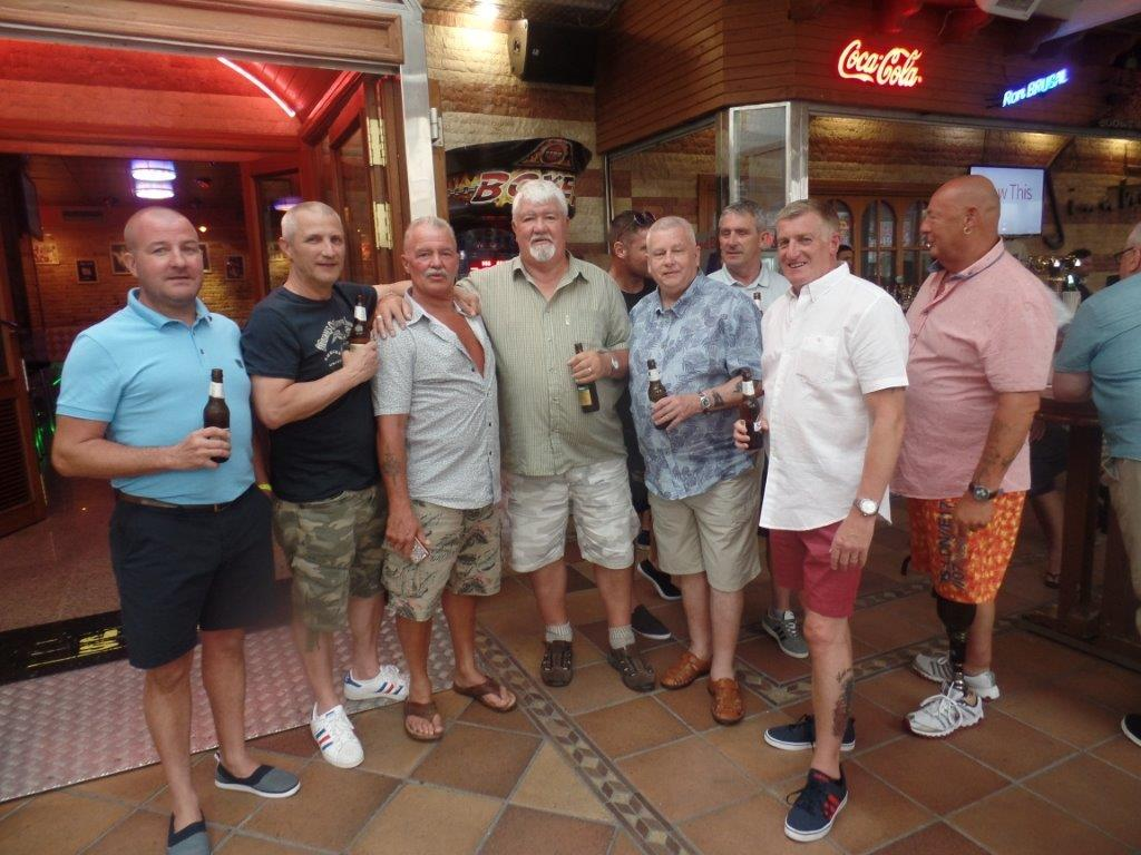 Green Howards.Benidorm Fun In The Sun.Mon 28th,Mon 4th June 2018 443